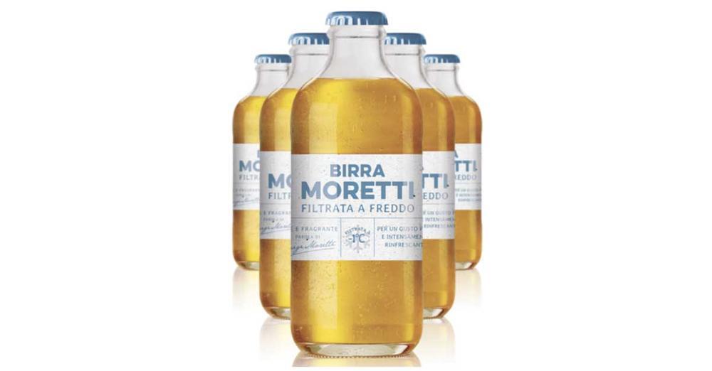 """Buono sconto Birra Moretti """"Filtrata a freddo"""